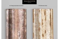 Paoletti - metal & wooden finish
